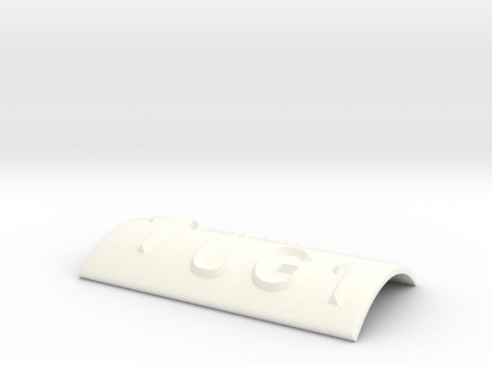 UG 1 mit Pfeil nach oben 3d printed