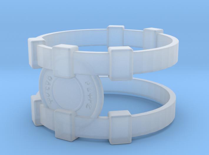 Brainy Bracer ver.2 3d printed