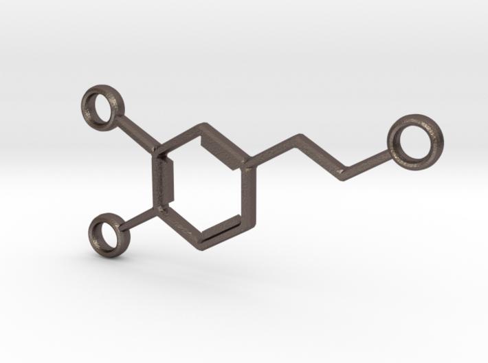 01_Dopamine_Pendant 3d printed