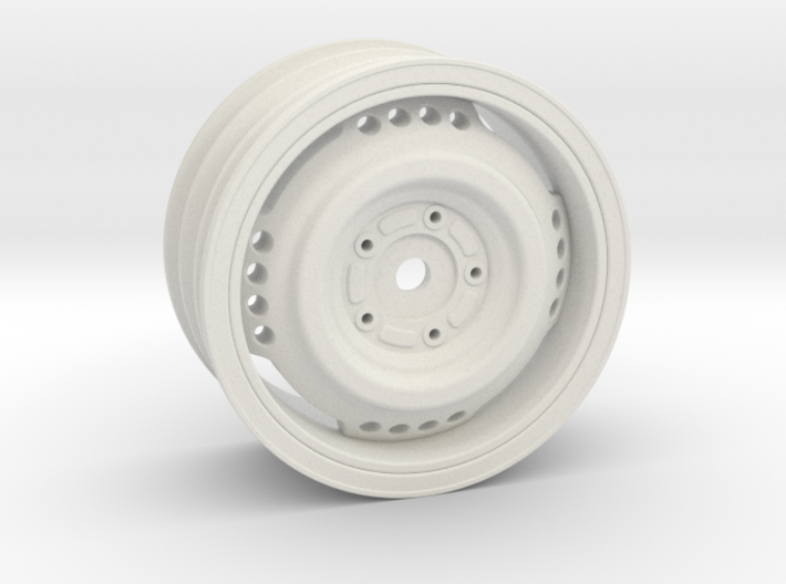"1.9"" RC Wheel (+6mm offset) 3d printed"