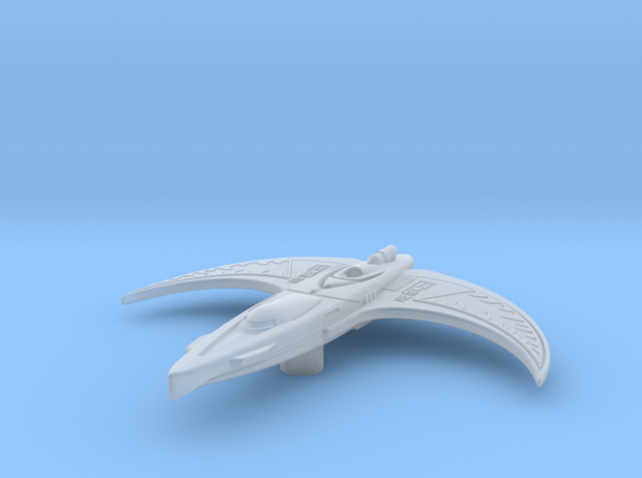 Orion Interceptor 1/3200 Attack Wing 3d printed