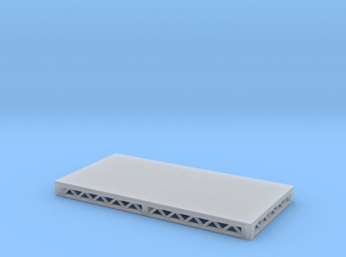 1:48 Steeldeck 8x4 3d printed