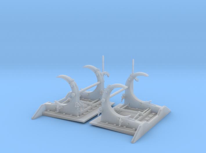 1/24 PT Torpedo Rack TypB 3d printed