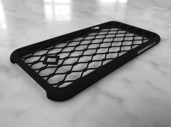 Fence - iPhone 6S Case 3d printed Perspective view
