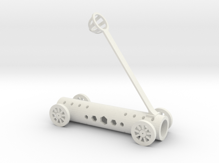 Office desk Catapult V 2.0 (1cm smaller) 3d printed