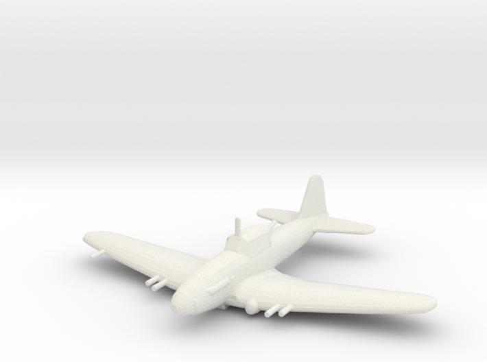 Ilyushin Il-10 3d printed