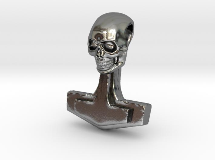 Schädelhammer 01 3d printed