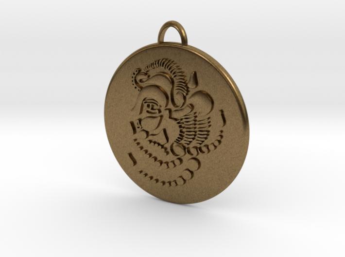 Medaillon 3d printed