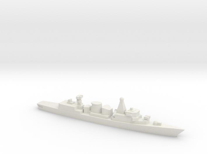 Kortenaer-class frigate, 1/3000 3d printed