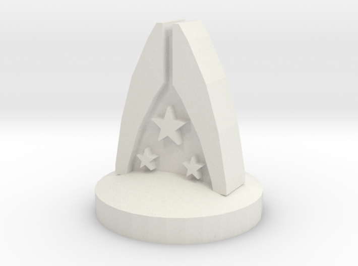 Mass Effect Alliance Ground Forces 3d printed