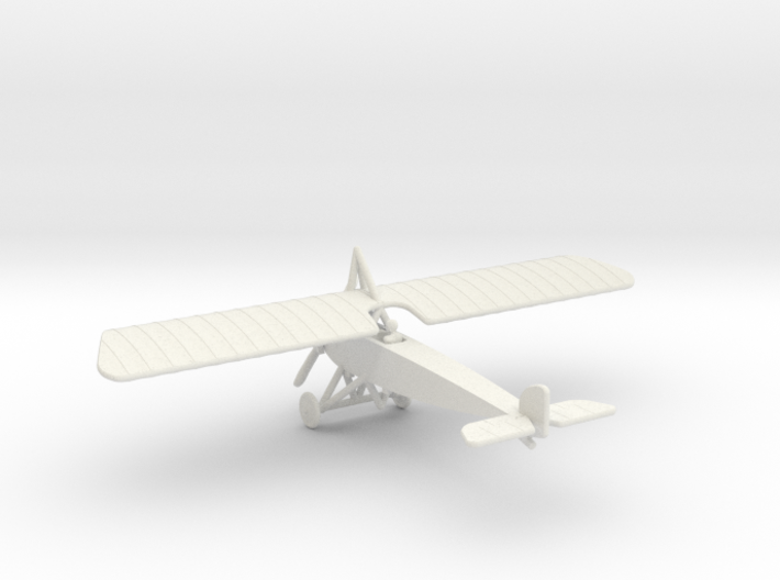 Morane-Saulnier Type L 3d printed 1:144 Morane-Saulnier L