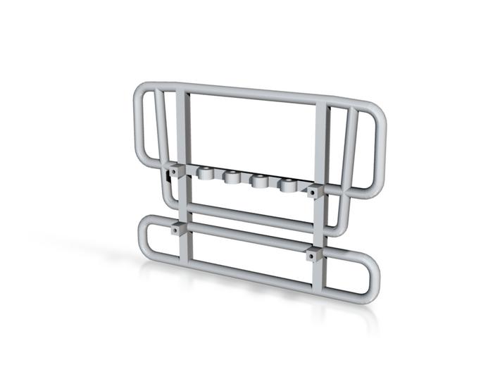 Scania Bull Bar (Tamiya) 3d printed