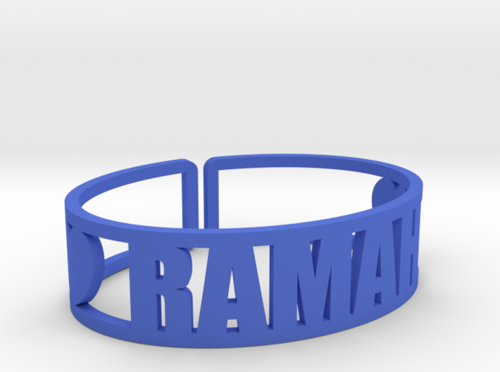 Ramah Cuff 3d printed