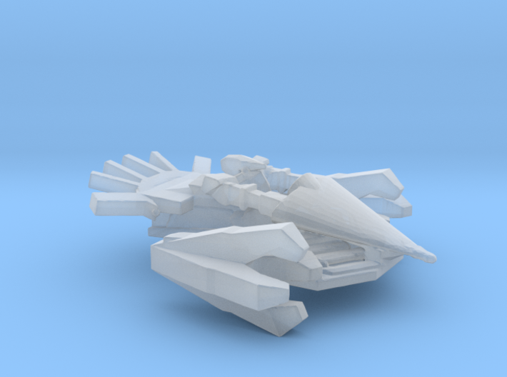 Royal Falcons Flightless Sky Bike 3d printed