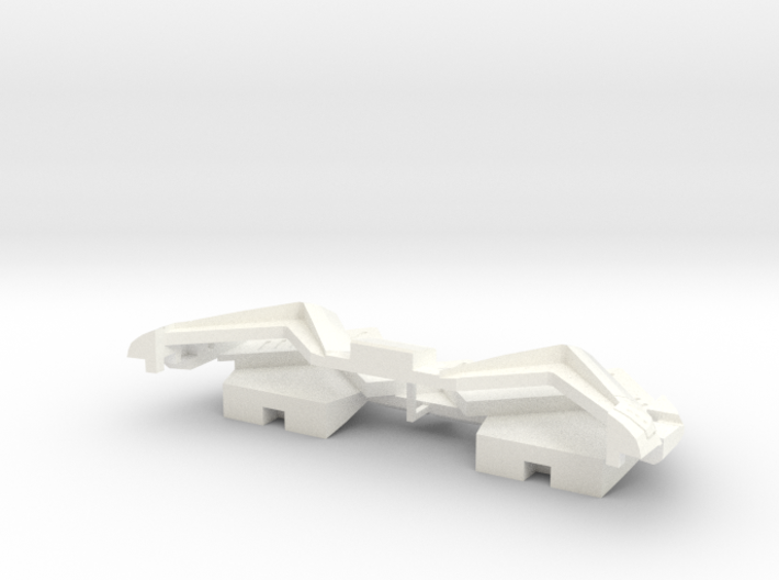 05 Thrusters 3d printed