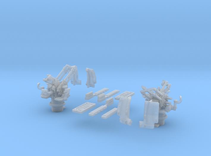 1-120 Flakvierling 38 Set1 3d printed