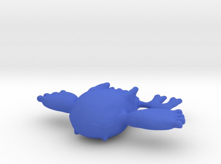 Kyogre 3d printed