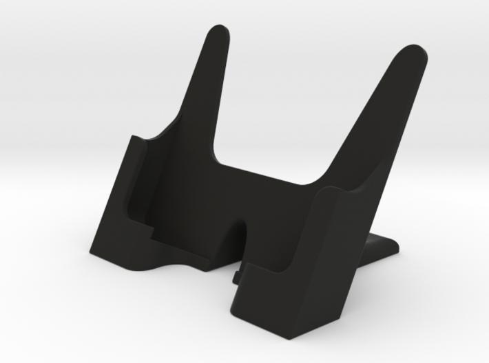 mobile phone desk holder 3d printed