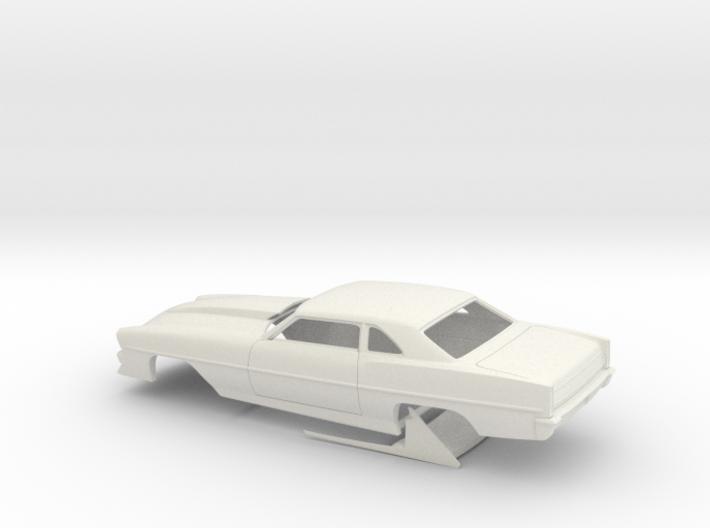 1/24 66 Nova Pro Mod No Scoop 3d printed