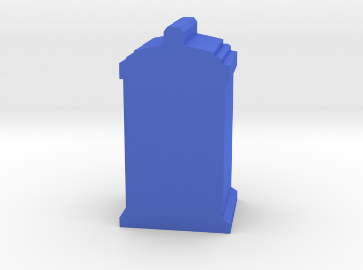 Game Piece, Phone Booth 3d printed