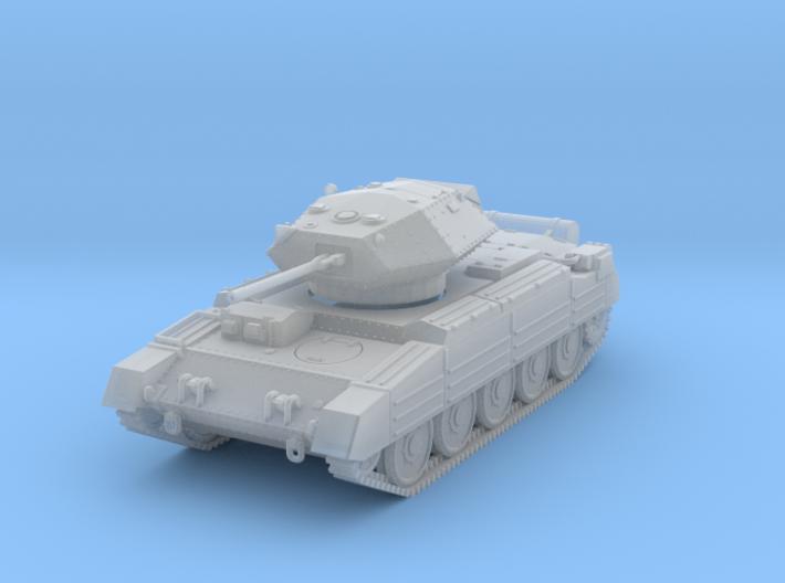 PV99C Crusader III (1/87) 3d printed