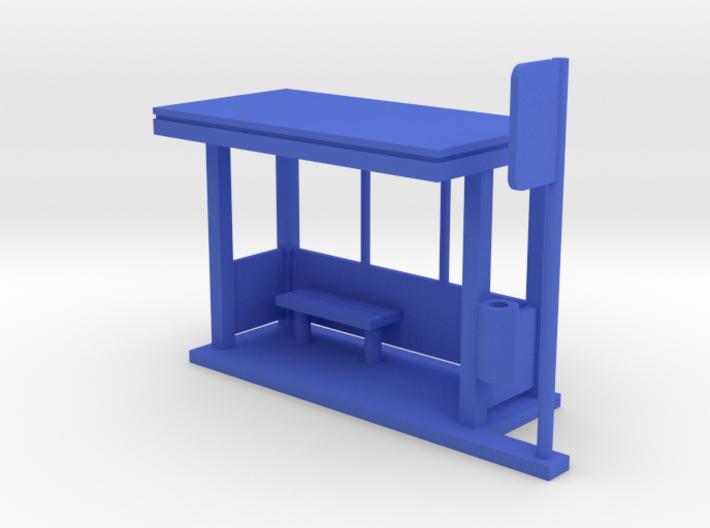 MOF BusStop Open[72-1] 3d printed