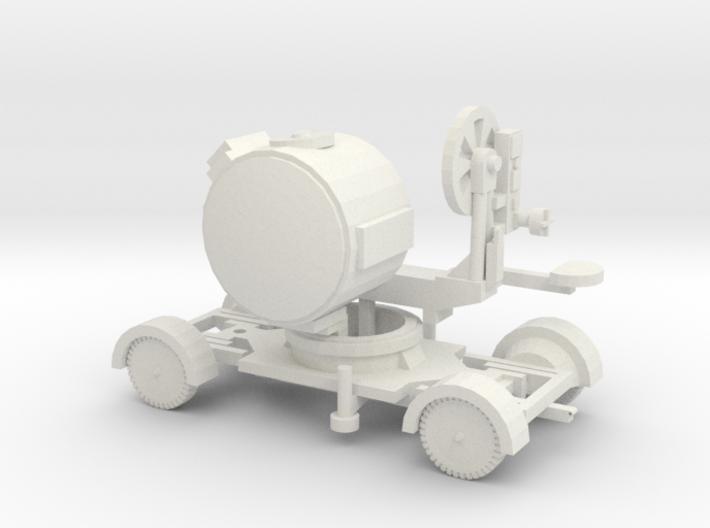 TT (1/120) Flakscheinwerfer / German search light 3d printed