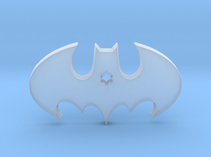 Batman Keychain 3d printed