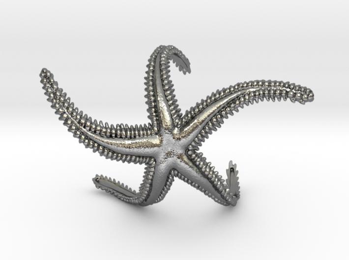 Sea Star Bracelet - Royal Starfish 3d printed
