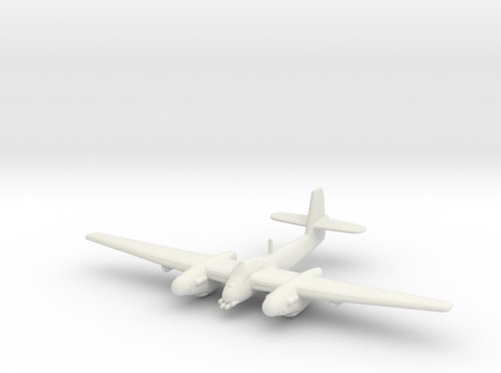 Westland Welkin with bombs 1:200 WSF 3d printed