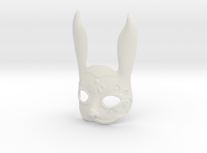 Splicer Mask Rabbit (Womens Size) 3d printed