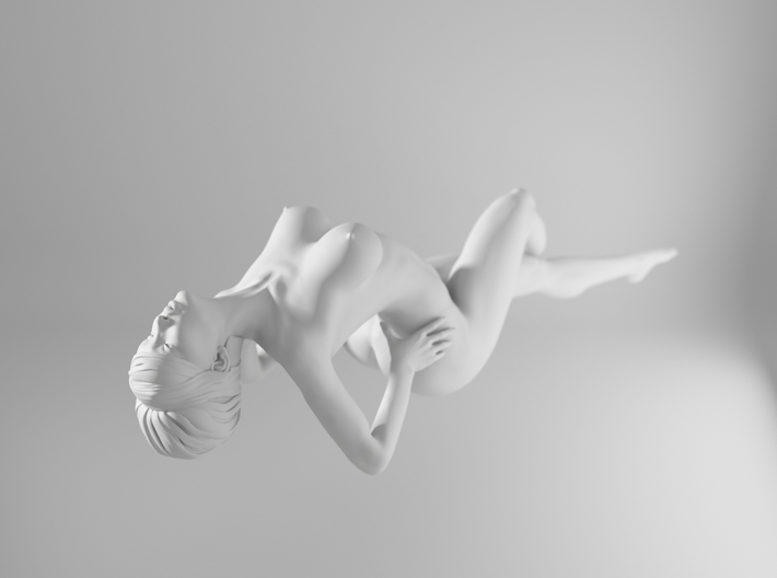 1/10 Sexy Girl Sitting 009 3d printed