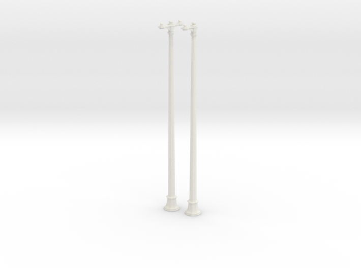 Posts Without Sprue 3d printed