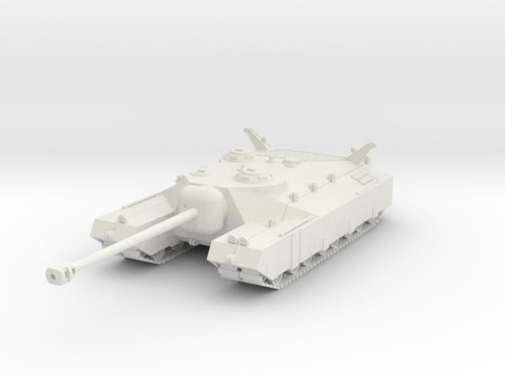 PV120 T28 Super Heavy Tank (1/48) 3d printed