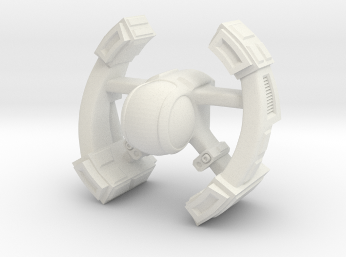 Starfighter-Helvetica-Enlarged 3d printed