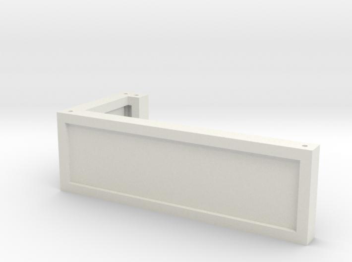Zaunhalter Winkel 3d printed