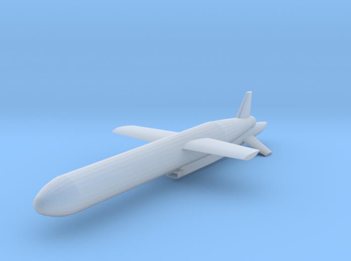 1:72 Scale BQM-74E Chukar Target Drone 3d printed
