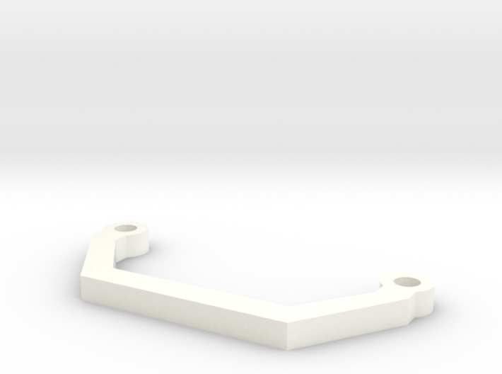 MagDragster - Main Steering Arm 3d printed