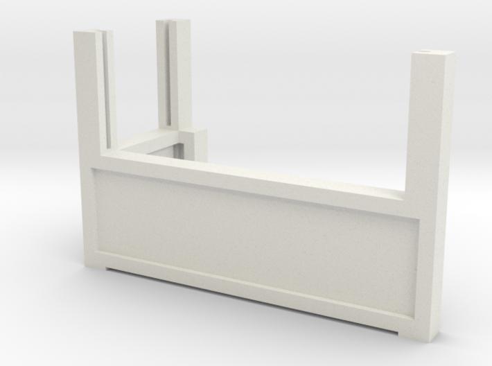 Zaunhalter Winkel V2 3d printed