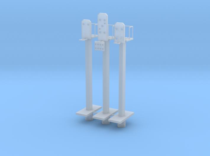 Hl-Block-Vor-Haupt-Signal-Set 3d printed