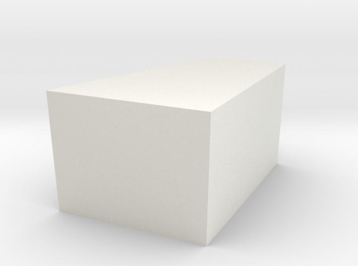 Geo Part 1 - 3D Print - REV1 - 02-23 3d printed