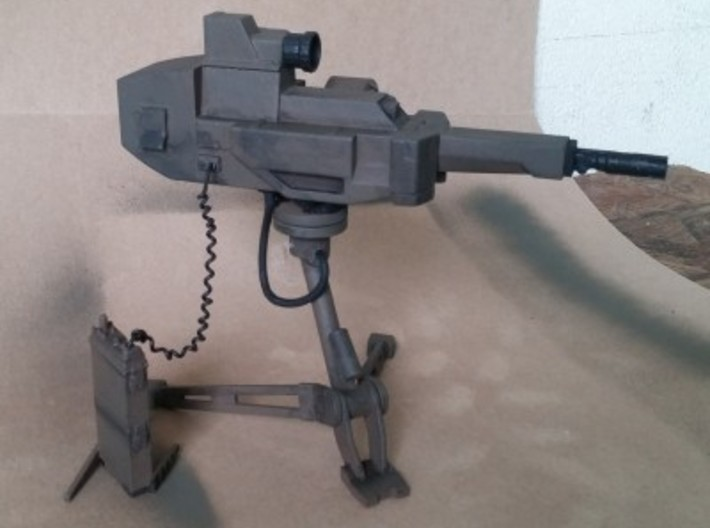 1/6 scale Sentrygun 3d printed pic from BIgBisont from the Aliens Legacy board.