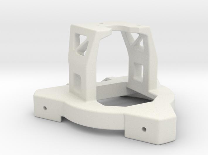 Effector for a single E3D V6 hotend 3d printed