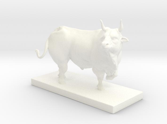 BullNEw 3d printed