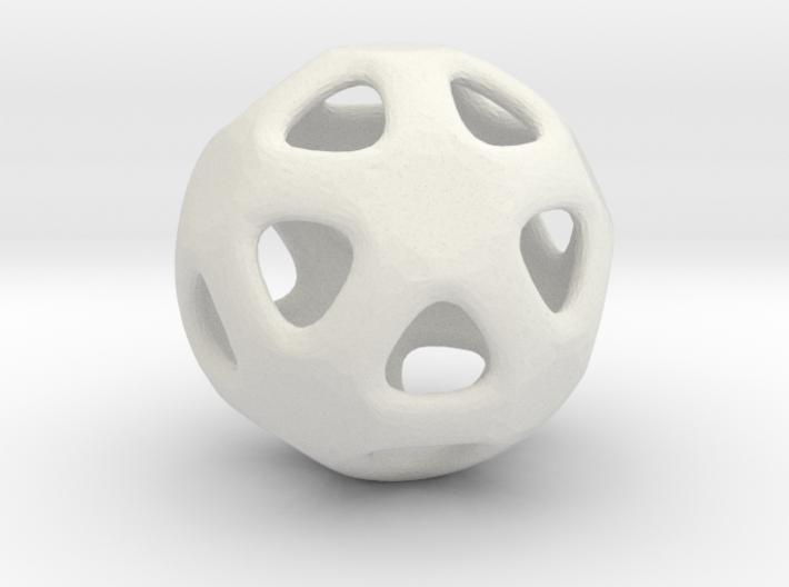 Conway Polyhedron {lseehI} 3d printed