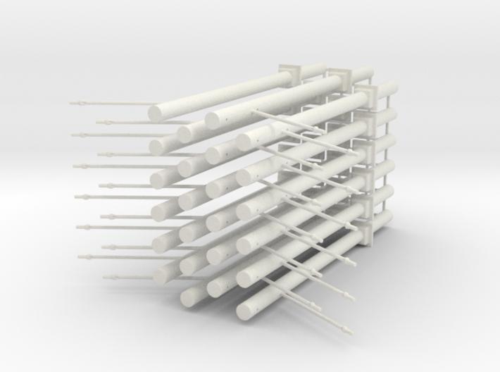 Betonmast V3 24fach 3d printed