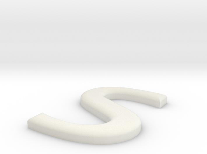 S 3d printed
