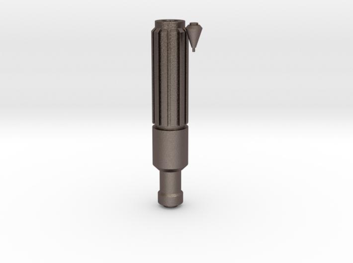 Rocket Body & Nose Cone Tip 3d printed