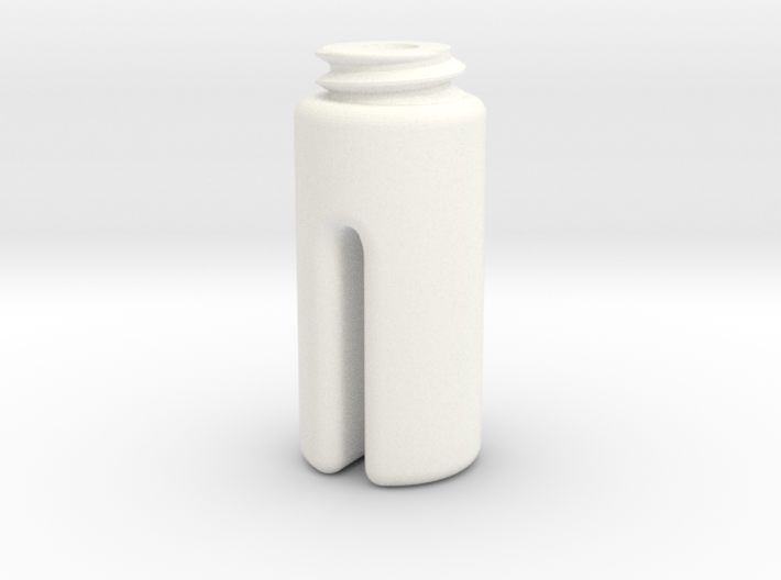 Cylinder With Slot 3d printed
