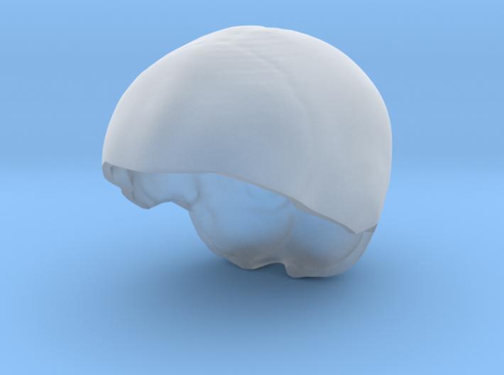 Subject 6f   SkullCap 3d printed